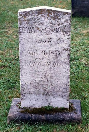 DODGE, EDWARD C. - Ashtabula County, Ohio | EDWARD C. DODGE - Ohio Gravestone Photos
