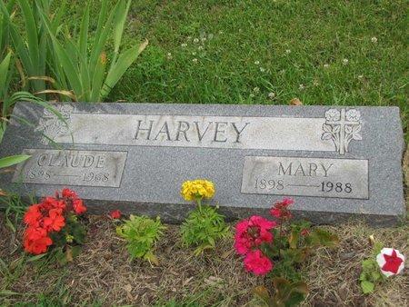 KORVER HARVEY, MARY ANN - Ashtabula County, Ohio | MARY ANN KORVER HARVEY - Ohio Gravestone Photos