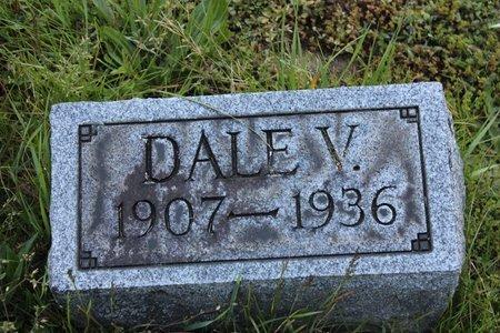 HARVEY, DALE V. - Ashtabula County, Ohio   DALE V. HARVEY - Ohio Gravestone Photos