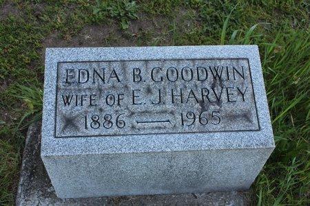 HARVEY, EDNA - Ashtabula County, Ohio | EDNA HARVEY - Ohio Gravestone Photos