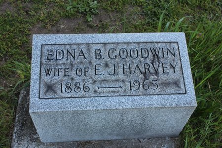 HARVEY, EDNA - Ashtabula County, Ohio | EDNA HARVEY - Ohio Gravestone Photos
