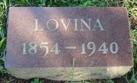 HARVEY, LOVINA - Ashtabula County, Ohio | LOVINA HARVEY - Ohio Gravestone Photos