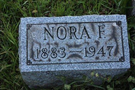 ROLL HARVEY, NORA FATIMA - Ashtabula County, Ohio | NORA FATIMA ROLL HARVEY - Ohio Gravestone Photos