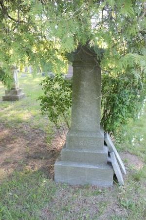 HARVEY, MARY JANE - Ashtabula County, Ohio | MARY JANE HARVEY - Ohio Gravestone Photos
