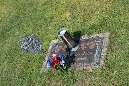 JACKSON, MARY EVALYNN - Ashtabula County, Ohio | MARY EVALYNN JACKSON - Ohio Gravestone Photos