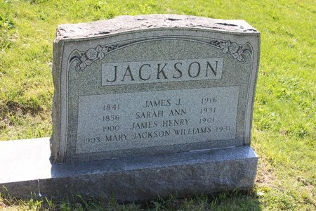 JACKSON, JAMES HENRY - Ashtabula County, Ohio | JAMES HENRY JACKSON - Ohio Gravestone Photos