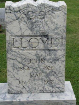 LLOYD, JOHN JUSTUS - Ashtabula County, Ohio | JOHN JUSTUS LLOYD - Ohio Gravestone Photos