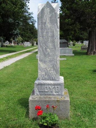 LOYD, DELILAH  J. - Ashtabula County, Ohio   DELILAH  J. LOYD - Ohio Gravestone Photos