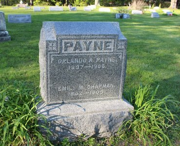 CHAPMAN, EMILY M. - Ashtabula County, Ohio | EMILY M. CHAPMAN - Ohio Gravestone Photos