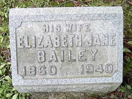 TALCOTT, ELIZABETH JANE - Ashtabula County, Ohio | ELIZABETH JANE TALCOTT - Ohio Gravestone Photos