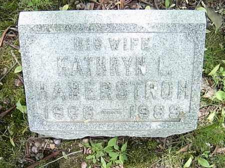 TALCOTT, KATHRYN L. - Ashtabula County, Ohio | KATHRYN L. TALCOTT - Ohio Gravestone Photos