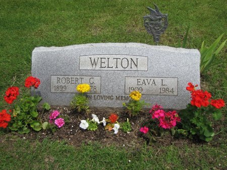 WELTON, EAVA MAE - Ashtabula County, Ohio | EAVA MAE WELTON - Ohio Gravestone Photos