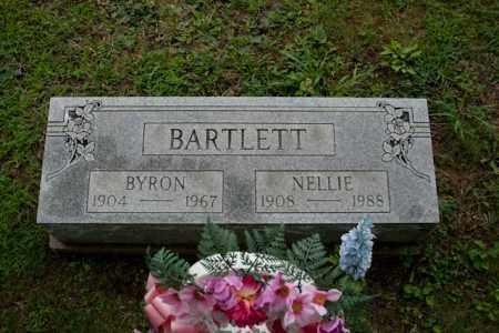 BARTLETT, NELLIE - Athens County, Ohio | NELLIE BARTLETT - Ohio Gravestone Photos