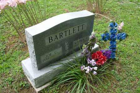 BARTLETT, JOE C - Athens County, Ohio   JOE C BARTLETT - Ohio Gravestone Photos