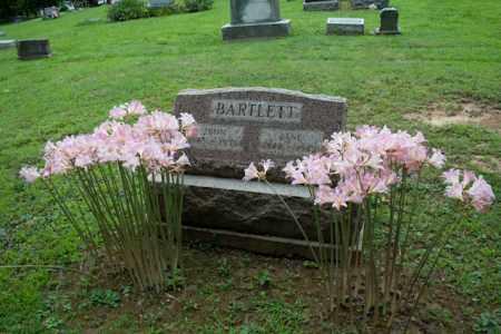 BARTLETT, JANE - Athens County, Ohio | JANE BARTLETT - Ohio Gravestone Photos