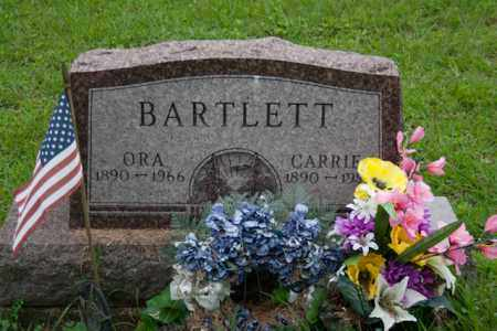 BARTLETT, CARRIE - Athens County, Ohio | CARRIE BARTLETT - Ohio Gravestone Photos