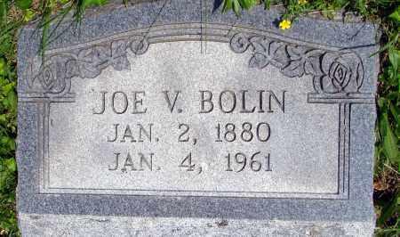 BOLIN, JOE V. - Athens County, Ohio   JOE V. BOLIN - Ohio Gravestone Photos