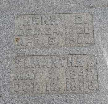 BROOKS, HENRY D. - Athens County, Ohio   HENRY D. BROOKS - Ohio Gravestone Photos