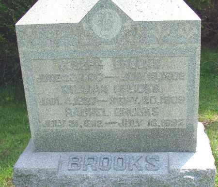 BROOKS, WILLIAM - Athens County, Ohio | WILLIAM BROOKS - Ohio Gravestone Photos