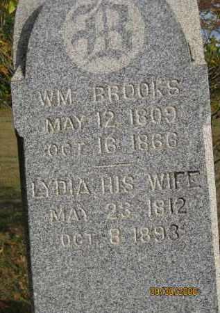 BROOKS, W. M. - Athens County, Ohio | W. M. BROOKS - Ohio Gravestone Photos