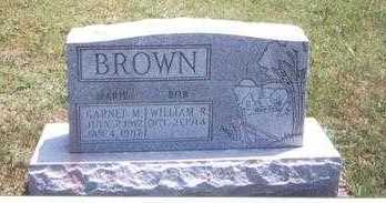ECKARD BROWN, GARNET MARIE - Athens County, Ohio | GARNET MARIE ECKARD BROWN - Ohio Gravestone Photos