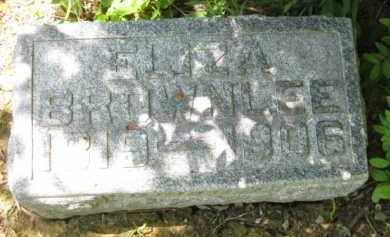 BROWNLEE, ELIZA - Athens County, Ohio | ELIZA BROWNLEE - Ohio Gravestone Photos