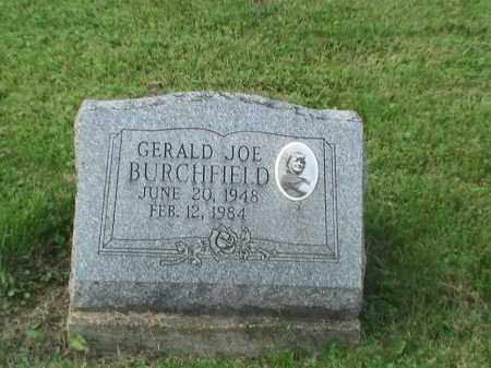BURCHFIELD, GERALD - Athens County, Ohio | GERALD BURCHFIELD - Ohio Gravestone Photos