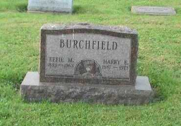 BURCHFIELD, HARRY - Athens County, Ohio | HARRY BURCHFIELD - Ohio Gravestone Photos