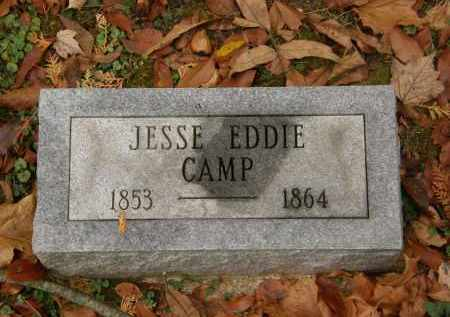 CAMP, JESSE EDDIE - Athens County, Ohio | JESSE EDDIE CAMP - Ohio Gravestone Photos