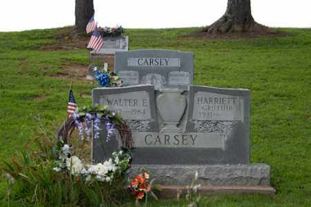 GRIFFITH CARSEY, HARRIETT - Athens County, Ohio | HARRIETT GRIFFITH CARSEY - Ohio Gravestone Photos