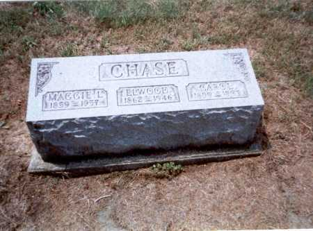 REEVES CHASE, MAGGIE L. - Athens County, Ohio   MAGGIE L. REEVES CHASE - Ohio Gravestone Photos