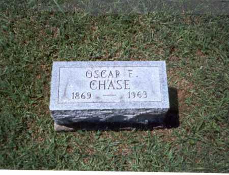 CHASE, OSCAR E. - Athens County, Ohio | OSCAR E. CHASE - Ohio Gravestone Photos