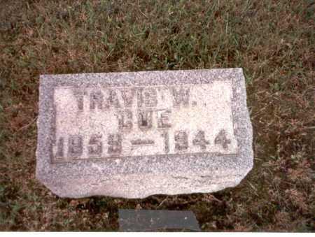COE, TRAVIS W. - Athens County, Ohio | TRAVIS W. COE - Ohio Gravestone Photos