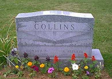 COLLINS, R. ALBERTA - Athens County, Ohio | R. ALBERTA COLLINS - Ohio Gravestone Photos
