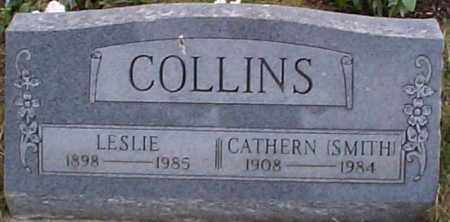 ANDREWS COLLINS, CATHERN - Athens County, Ohio | CATHERN ANDREWS COLLINS - Ohio Gravestone Photos