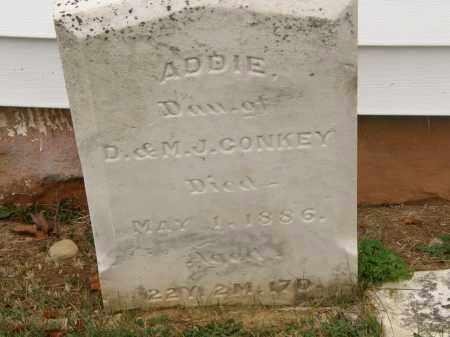 CONKEY, ADDIE - Athens County, Ohio | ADDIE CONKEY - Ohio Gravestone Photos