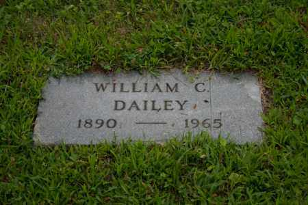 DAILEY, WILLIAM C - Athens County, Ohio | WILLIAM C DAILEY - Ohio Gravestone Photos