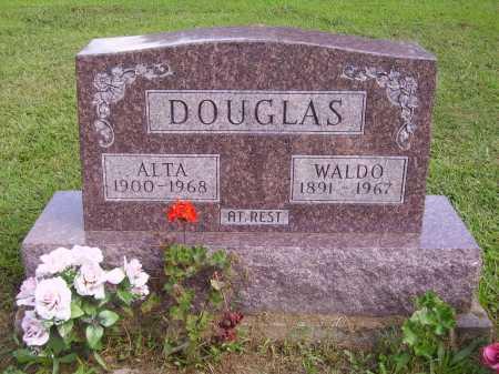 DOUGLAS, ALTA - Athens County, Ohio   ALTA DOUGLAS - Ohio Gravestone Photos