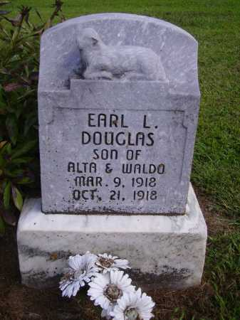 DOUGLAS, EARL L. - Athens County, Ohio | EARL L. DOUGLAS - Ohio Gravestone Photos