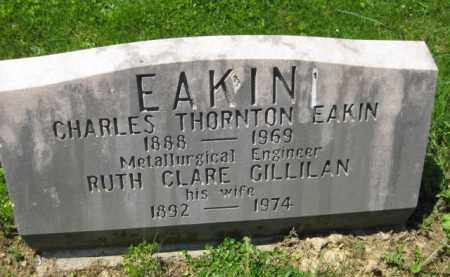 EAKIN, RUTH CLARE - Athens County, Ohio | RUTH CLARE EAKIN - Ohio Gravestone Photos
