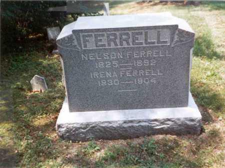 FERRELL, NELSON - Athens County, Ohio | NELSON FERRELL - Ohio Gravestone Photos