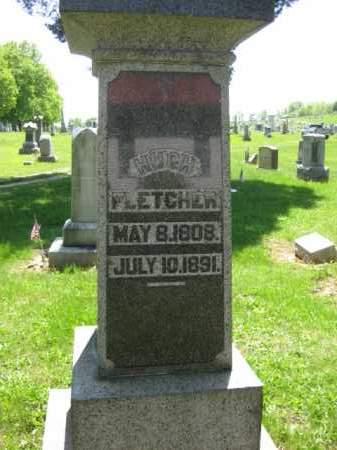 FLETCHER, HUGH - Athens County, Ohio | HUGH FLETCHER - Ohio Gravestone Photos