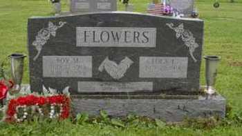 DEARING FLOWERS, LOLA L. - Athens County, Ohio   LOLA L. DEARING FLOWERS - Ohio Gravestone Photos