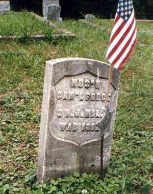 FORCE, SAMUEL - Athens County, Ohio | SAMUEL FORCE - Ohio Gravestone Photos