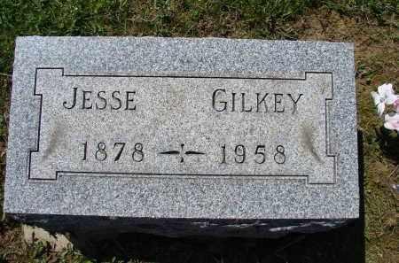 GILKEY, JESSE - Athens County, Ohio   JESSE GILKEY - Ohio Gravestone Photos