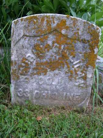 GILLILAN, REUBEN - Athens County, Ohio | REUBEN GILLILAN - Ohio Gravestone Photos