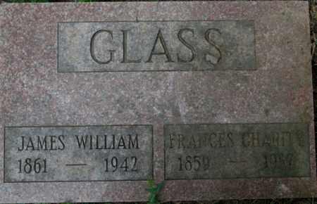 GLASS, JAMES WILLIAM - Athens County, Ohio | JAMES WILLIAM GLASS - Ohio Gravestone Photos