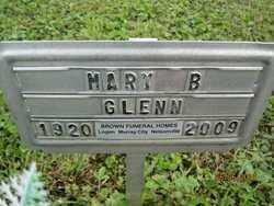 GLENN, MARY BELLE - Athens County, Ohio | MARY BELLE GLENN - Ohio Gravestone Photos
