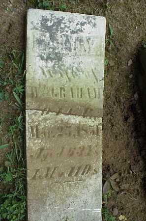 CASSELL GRAHAM, NANCY - Athens County, Ohio | NANCY CASSELL GRAHAM - Ohio Gravestone Photos