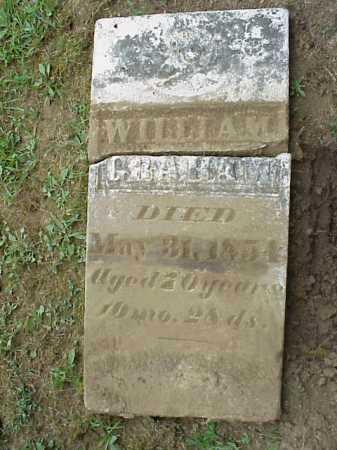 GRAHAM, WILLIAM - Athens County, Ohio | WILLIAM GRAHAM - Ohio Gravestone Photos